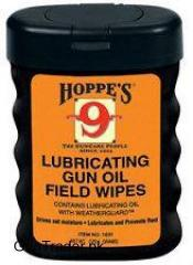 Hoppe's Lubricating Gun Oil Wipes