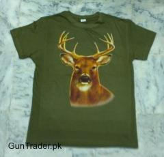 Hunting T Shirt  Polo Shirt Hunting Trouser