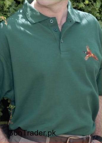 Hunting Polo Shirt