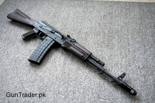saiga 222 bore karachi guntrader pk