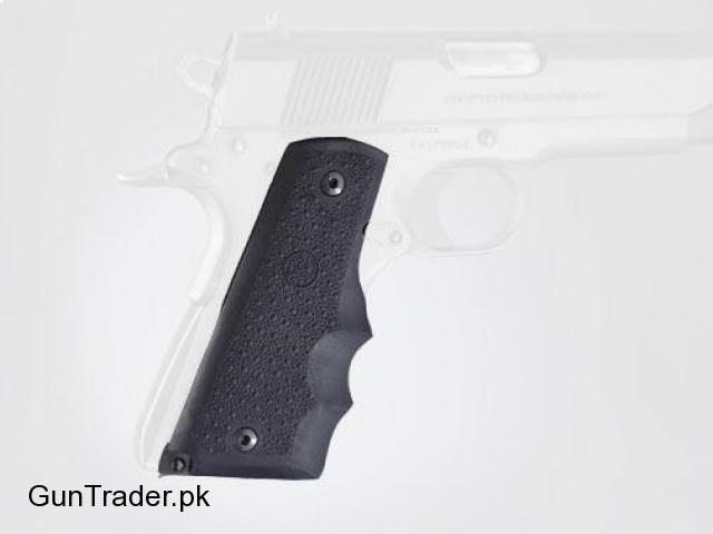 Hogue Rubber Grips for 1911 Karachi - GunTrader pk