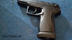 Gamo Made in Spain 16 shots CO2 Gas  powered Blowback feature Pistol