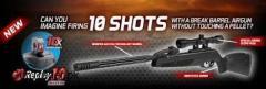 GAMO 10 Shots  MAGZINE CAPICTY Air Gun Long Range