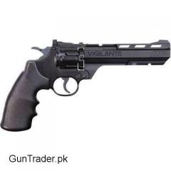 Revolver .177 Cal 10 shots capicty USA MADE Co2 powered