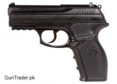 Air pistol Co2 powered Semi automatic USA made