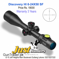 Discovery Optics Scope HI 6-24X50SF
