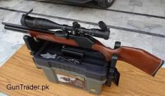 Now kill PIG With Airgun DIANA germany made Beauty or powerful Gun  with  wooden stock