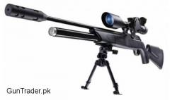 Germany pcp airgun high pressure Walther dominator 1250with Silencer