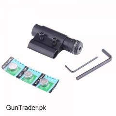 AIRGUN SHOTGUN RED DOT LASER POINTER WITH MOUNT