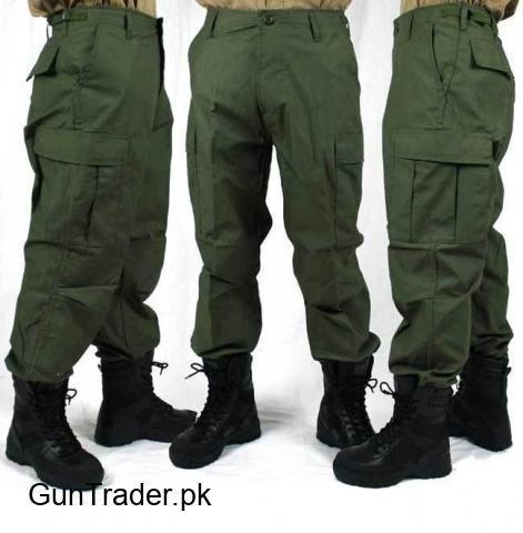 Hunting Trouser  Men Cotton Trouser  Cargo Trouser