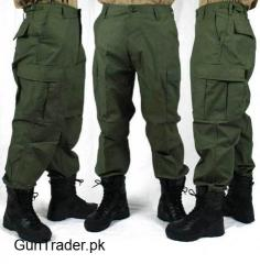 Hunting Trouser  Men Cotton Trouser  Cargo Trouser