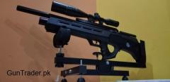 Fx bobcat with Hard case & 2 magzines fx AIRGUNS Made in Swizerland